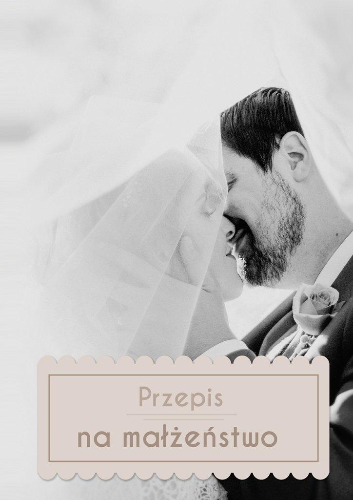 Przepis na małżeństwo - Ebook (Książka na Kindle) do pobrania w formacie MOBI