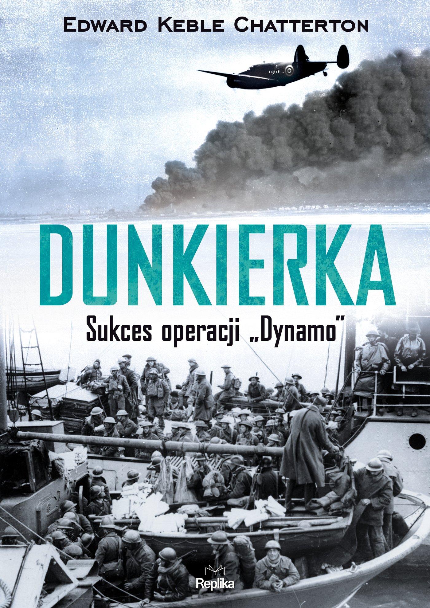 Dunkierka - Ebook (Książka na Kindle) do pobrania w formacie MOBI
