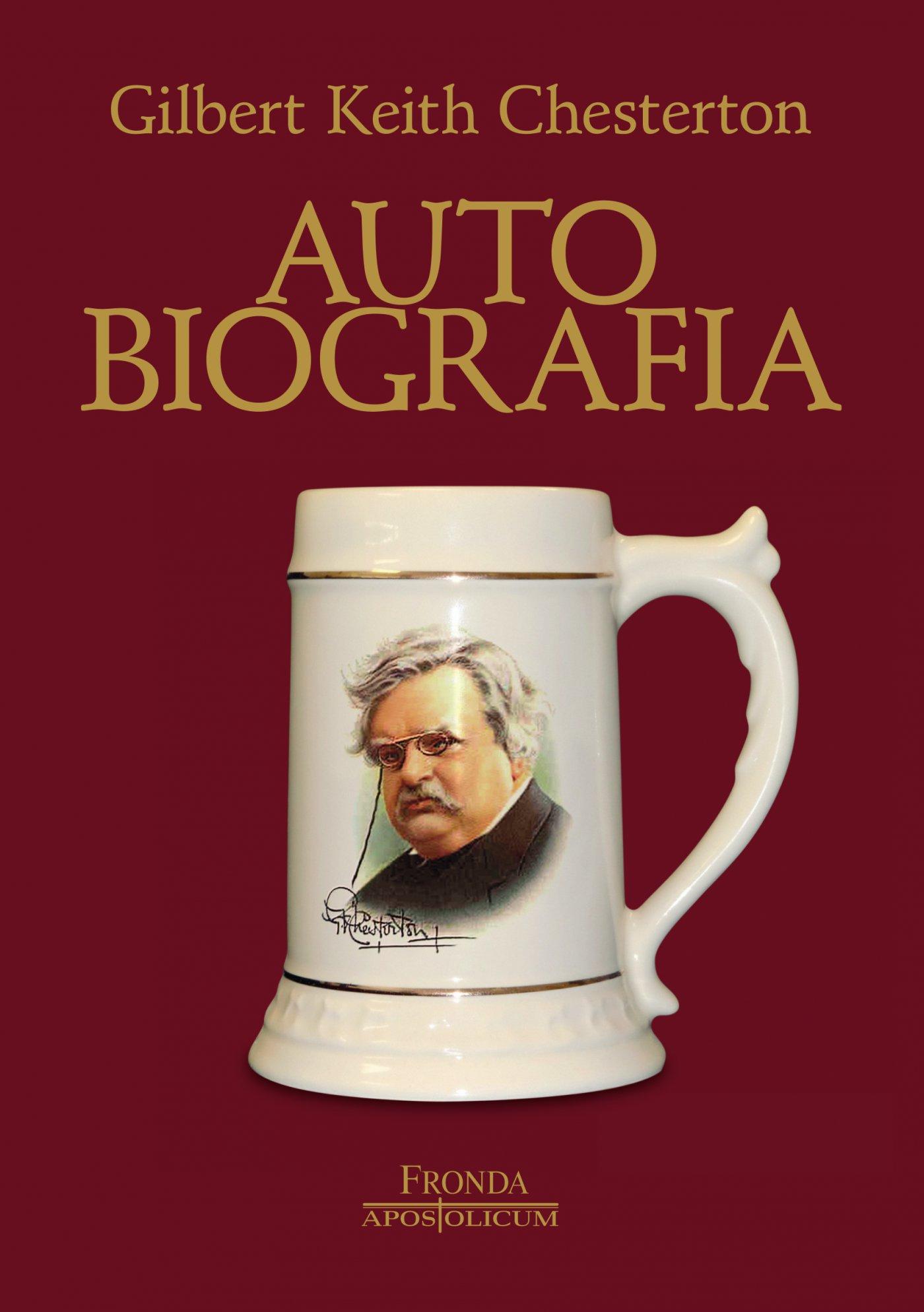 Autobiografia Chestertona - Ebook (Książka EPUB) do pobrania w formacie EPUB