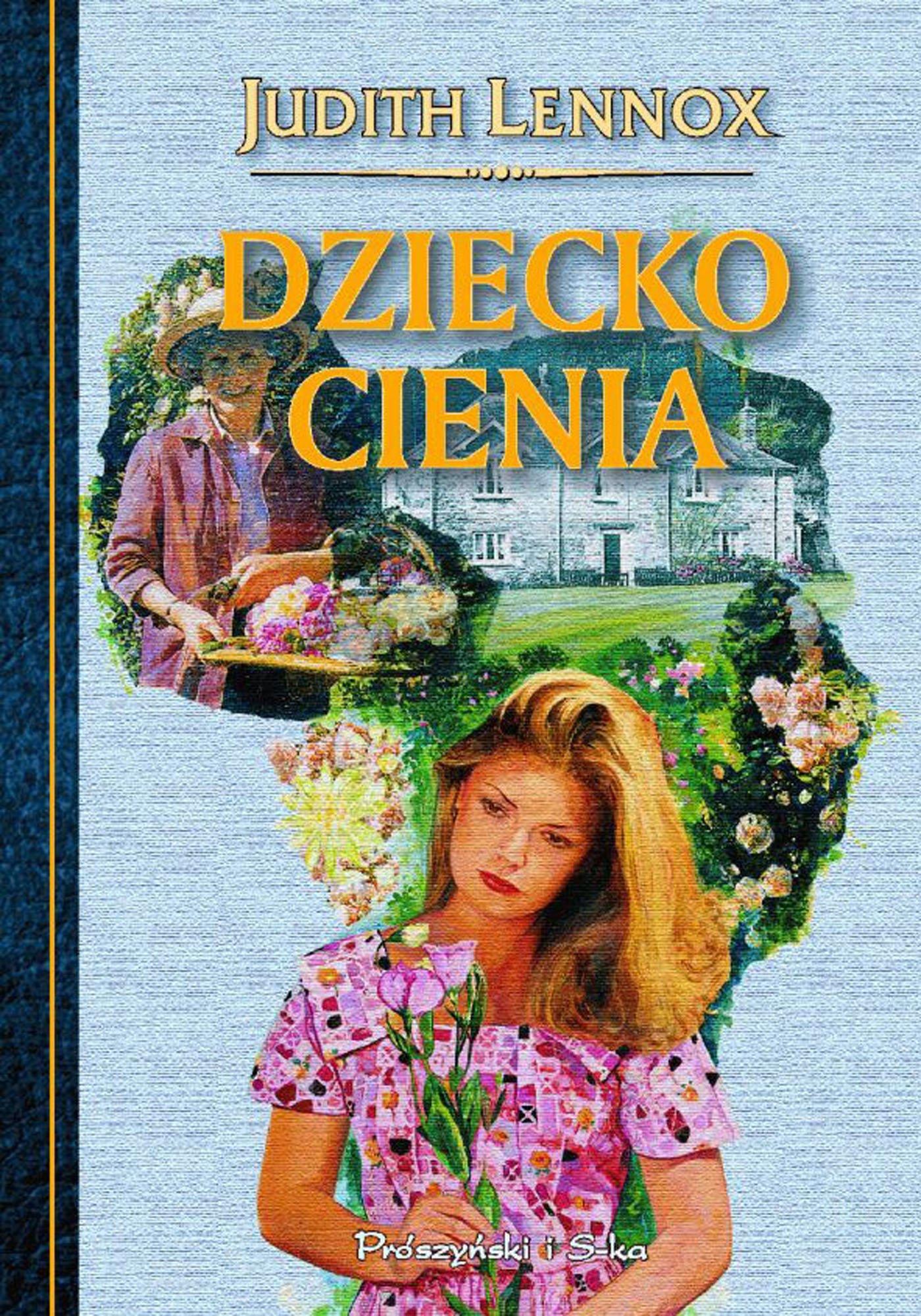 Dziecko cienia - Ebook (Książka EPUB) do pobrania w formacie EPUB