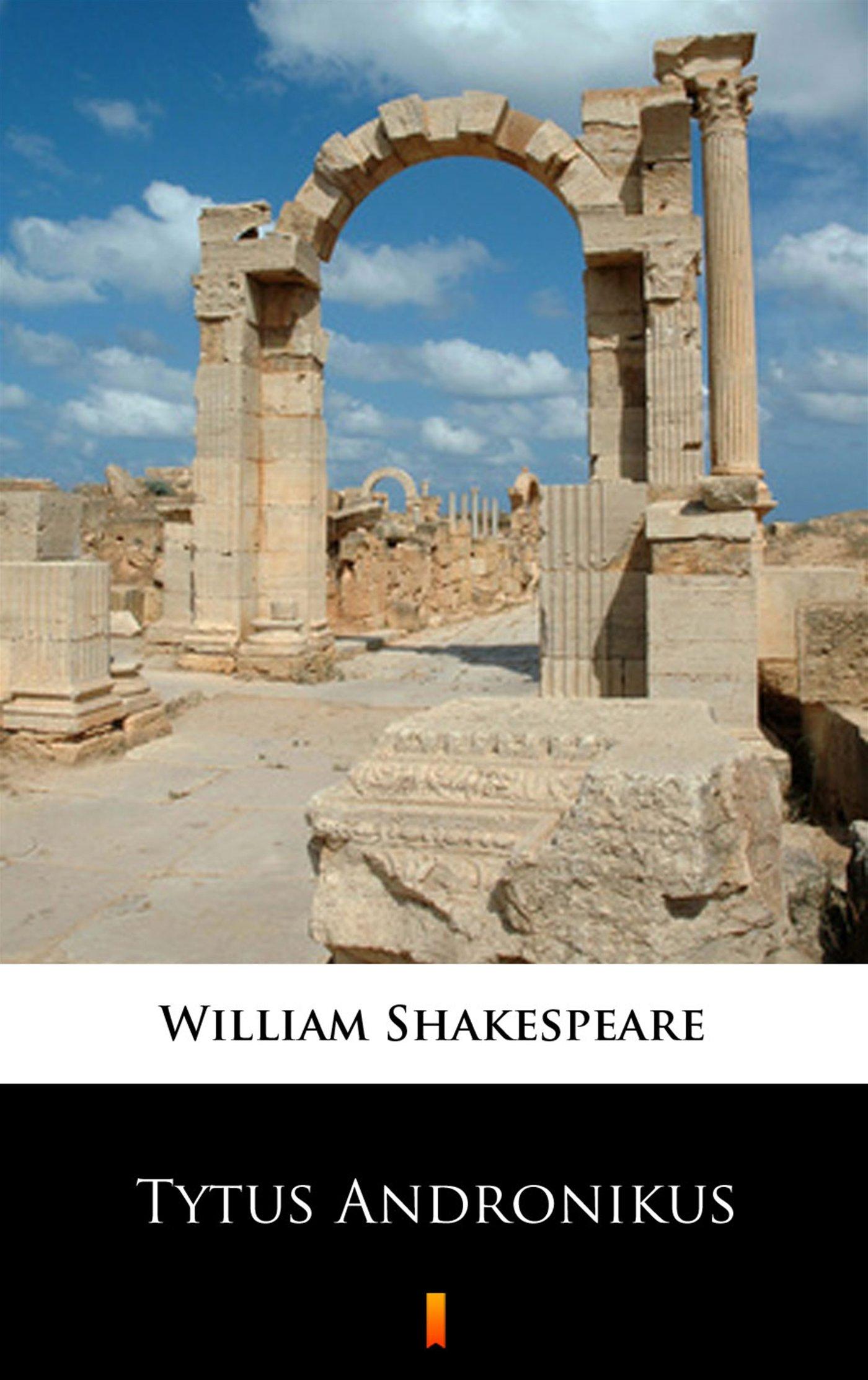 Tytus Andronikus - Ebook (Książka na Kindle) do pobrania w formacie MOBI