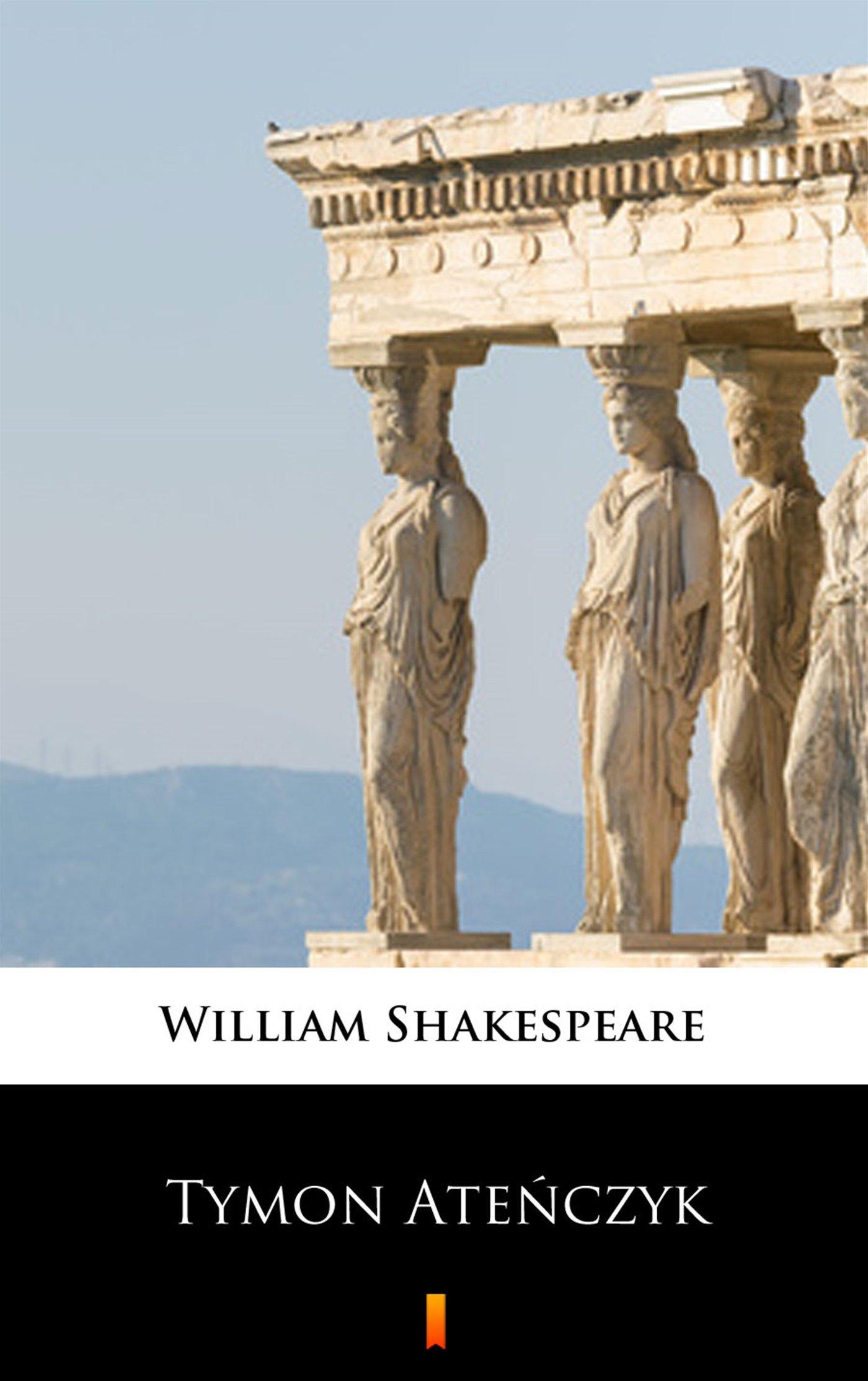 Tymon Ateńczyk - Ebook (Książka na Kindle) do pobrania w formacie MOBI