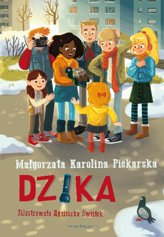 Dzika - Ebook (Książka EPUB) do pobrania w formacie EPUB