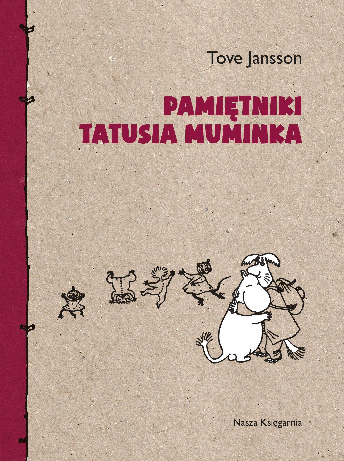 Pamiętniki Tatusia Muminka - Ebook (Książka EPUB) do pobrania w formacie EPUB