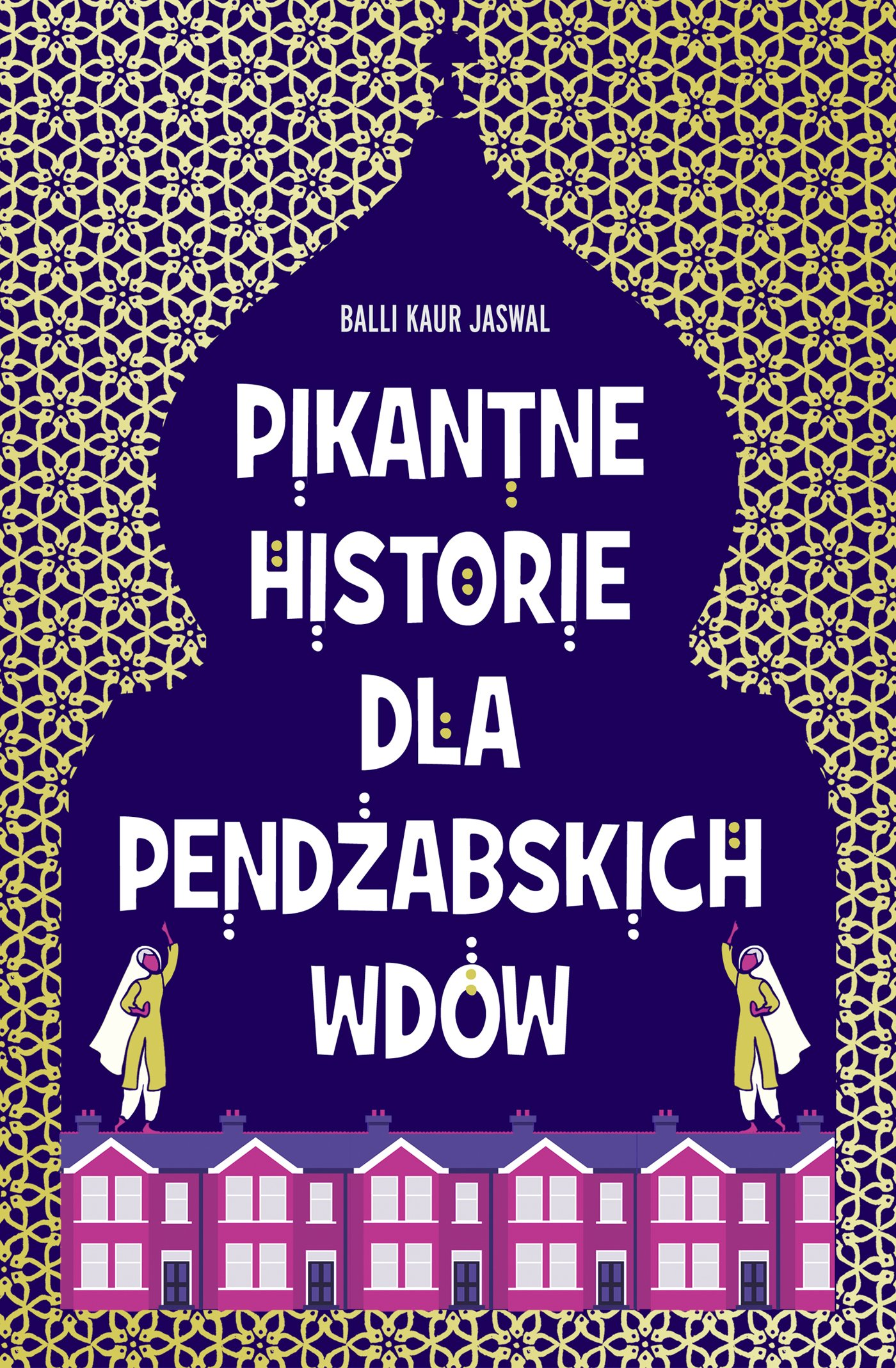 Pikantne historie dla pendżabskich wdów - Ebook (Książka na Kindle) do pobrania w formacie MOBI