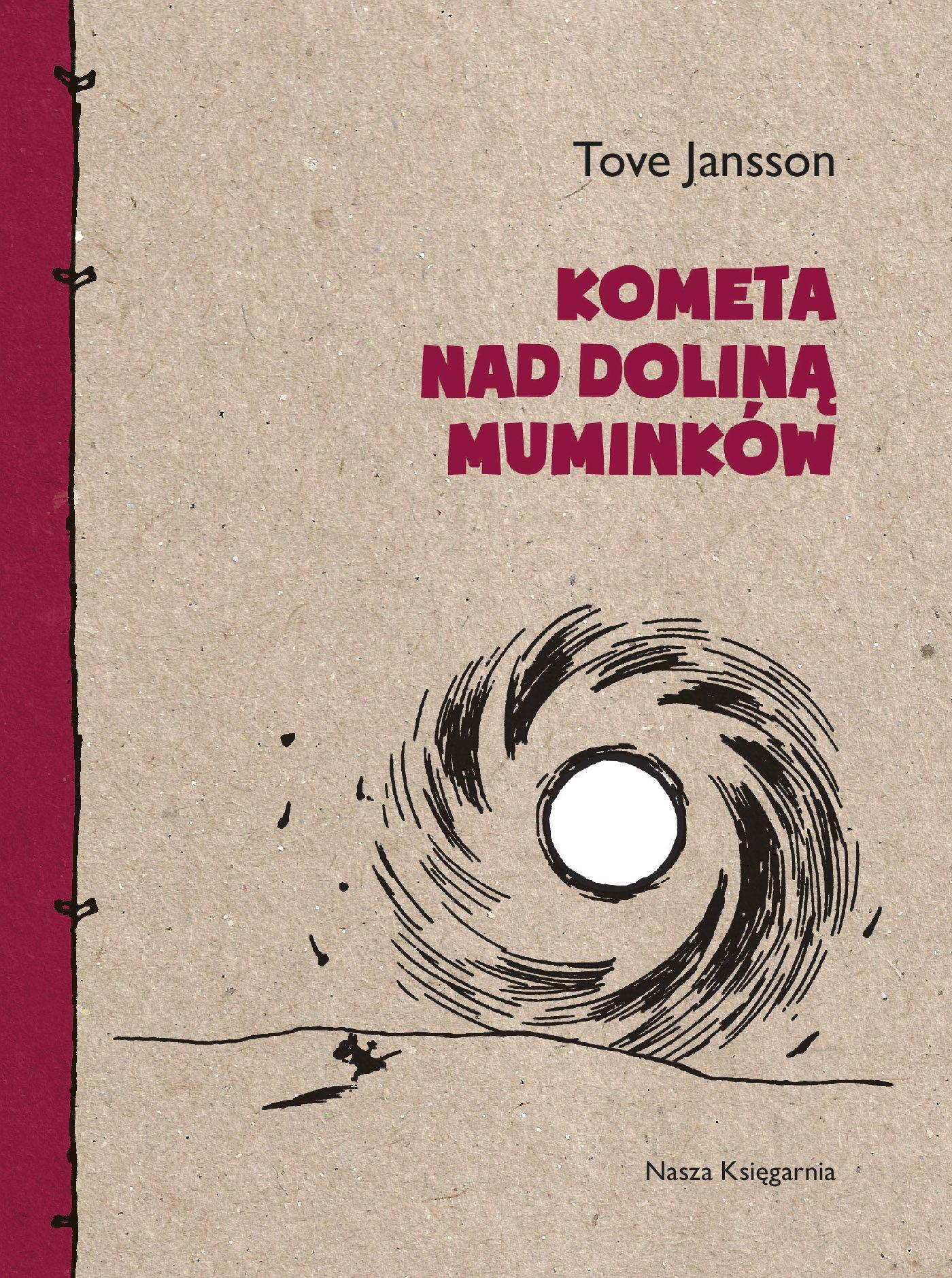 Kometa nad Doliną Muminków - Ebook (Książka na Kindle) do pobrania w formacie MOBI