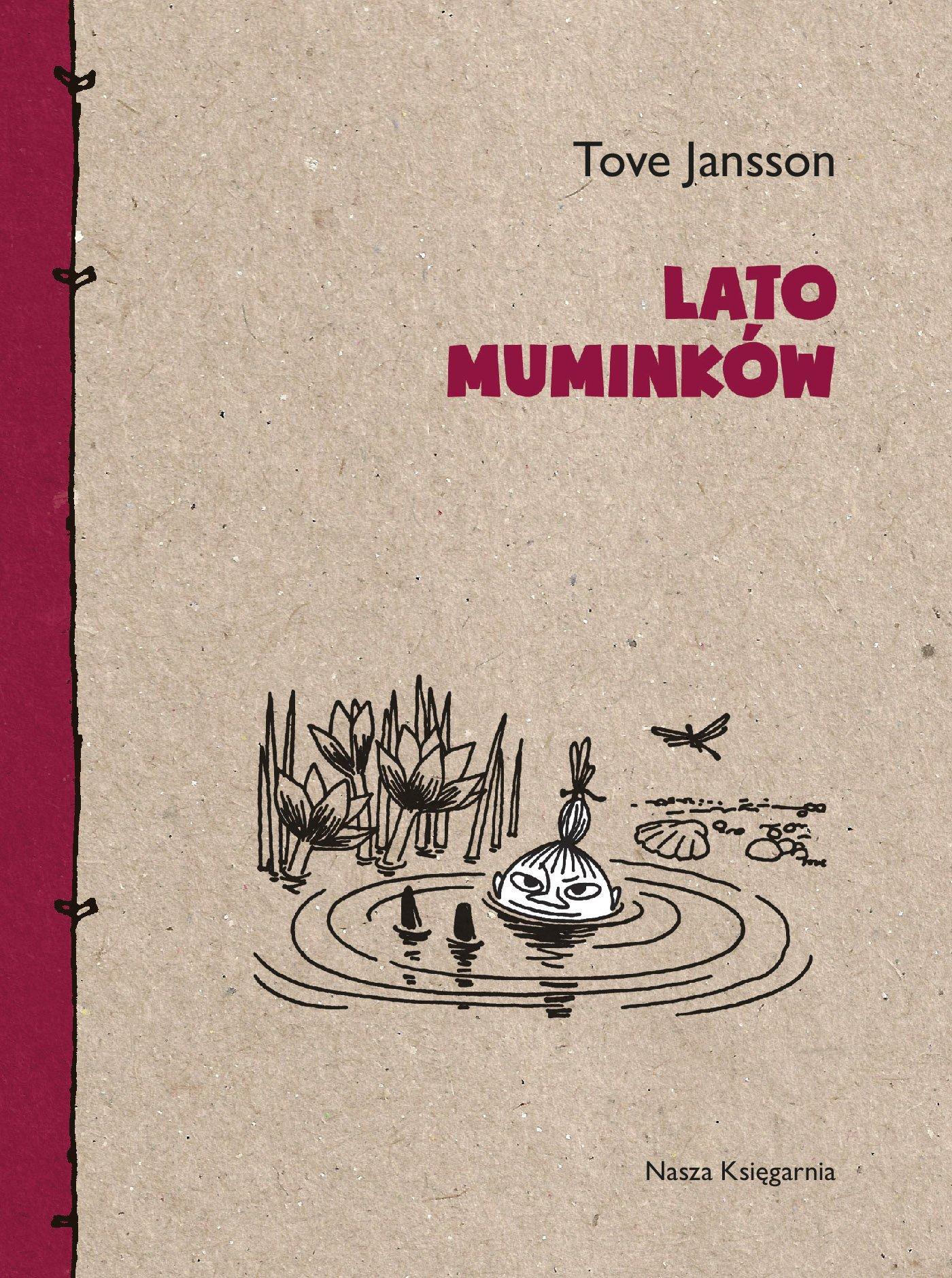 Lato Muminków - Ebook (Książka na Kindle) do pobrania w formacie MOBI