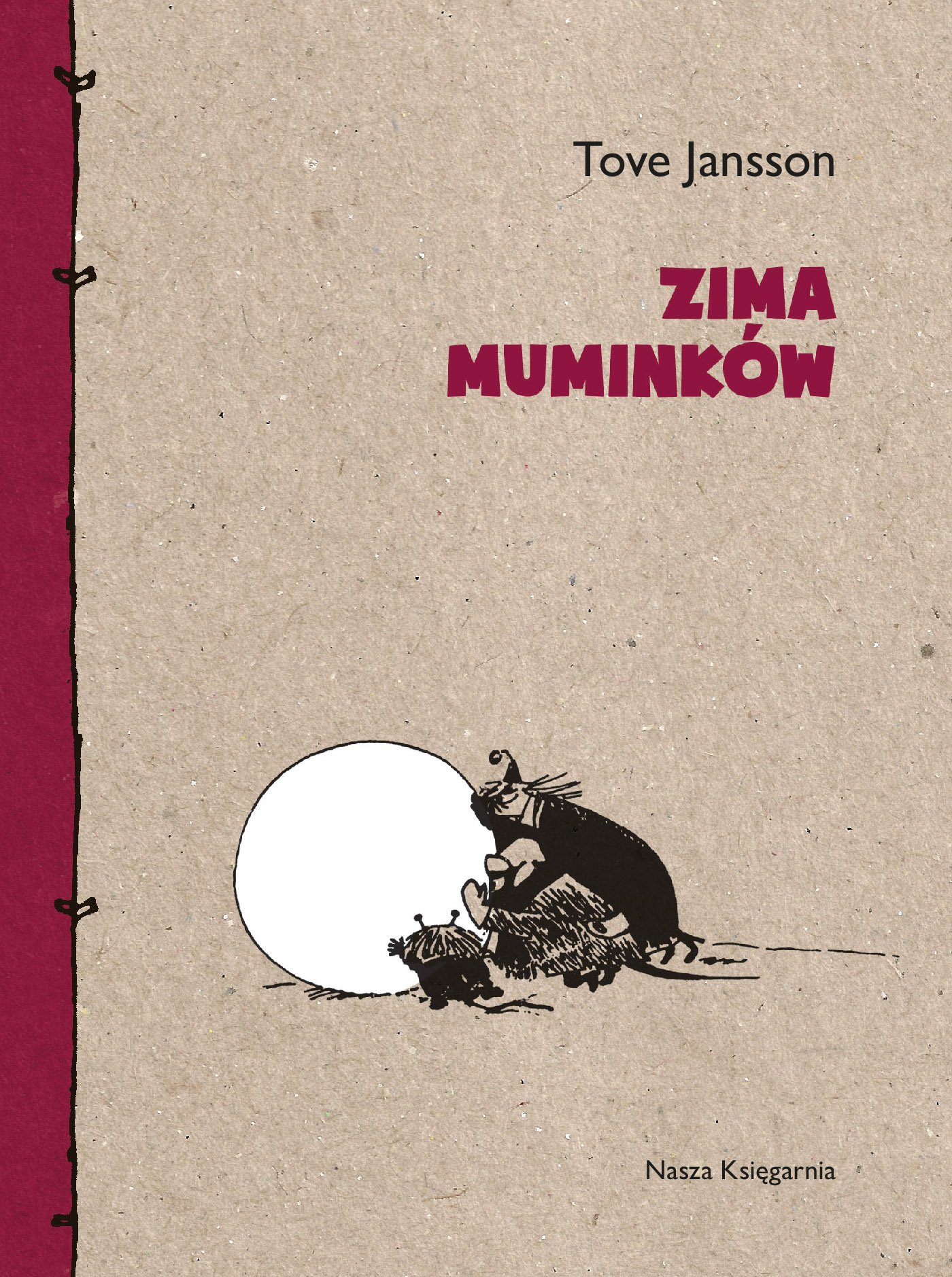 Zima Muminków - Ebook (Książka EPUB) do pobrania w formacie EPUB