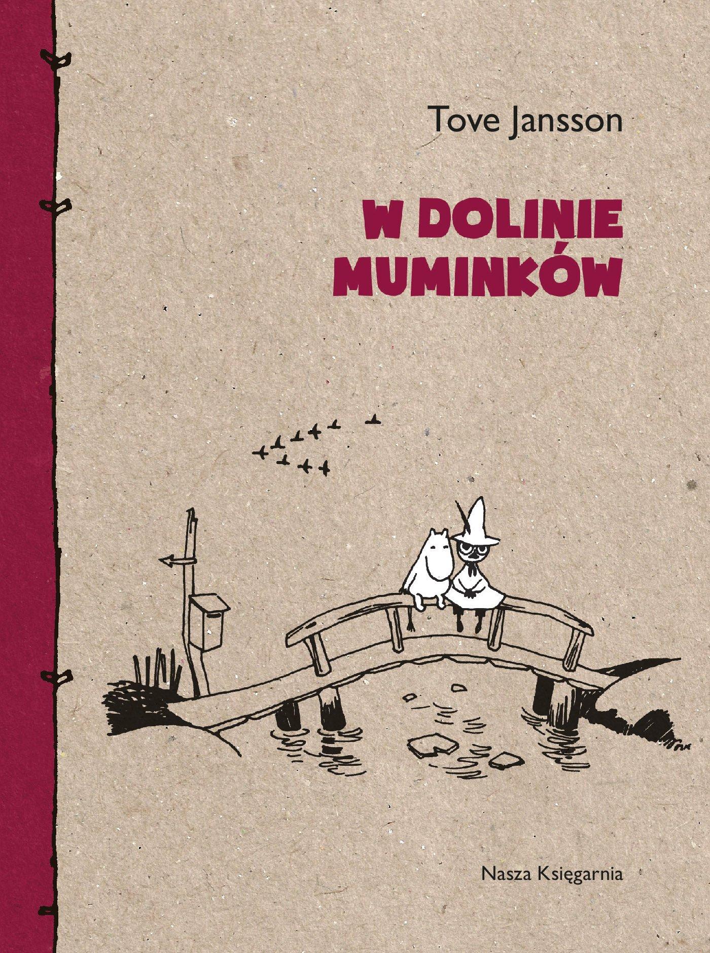 W Dolinie Muminków - Ebook (Książka EPUB) do pobrania w formacie EPUB