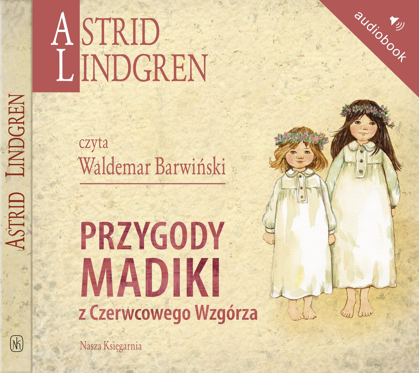 Przygody Madiki z Czerwcowego Wzgórza - Audiobook (Książka audio MP3) do pobrania w całości w archiwum ZIP