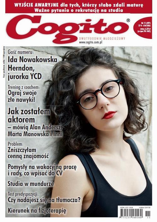Cogito nr 11 (497) - Ebook (Książka PDF) do pobrania w formacie PDF
