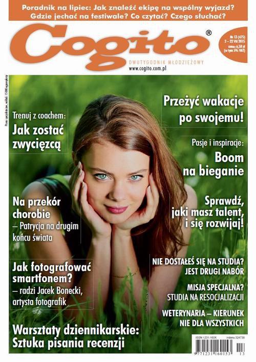 Cogito nr 13 (475) - Ebook (Książka PDF) do pobrania w formacie PDF