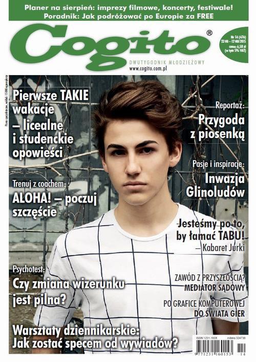 Cogito nr 14 (476) - Ebook (Książka PDF) do pobrania w formacie PDF