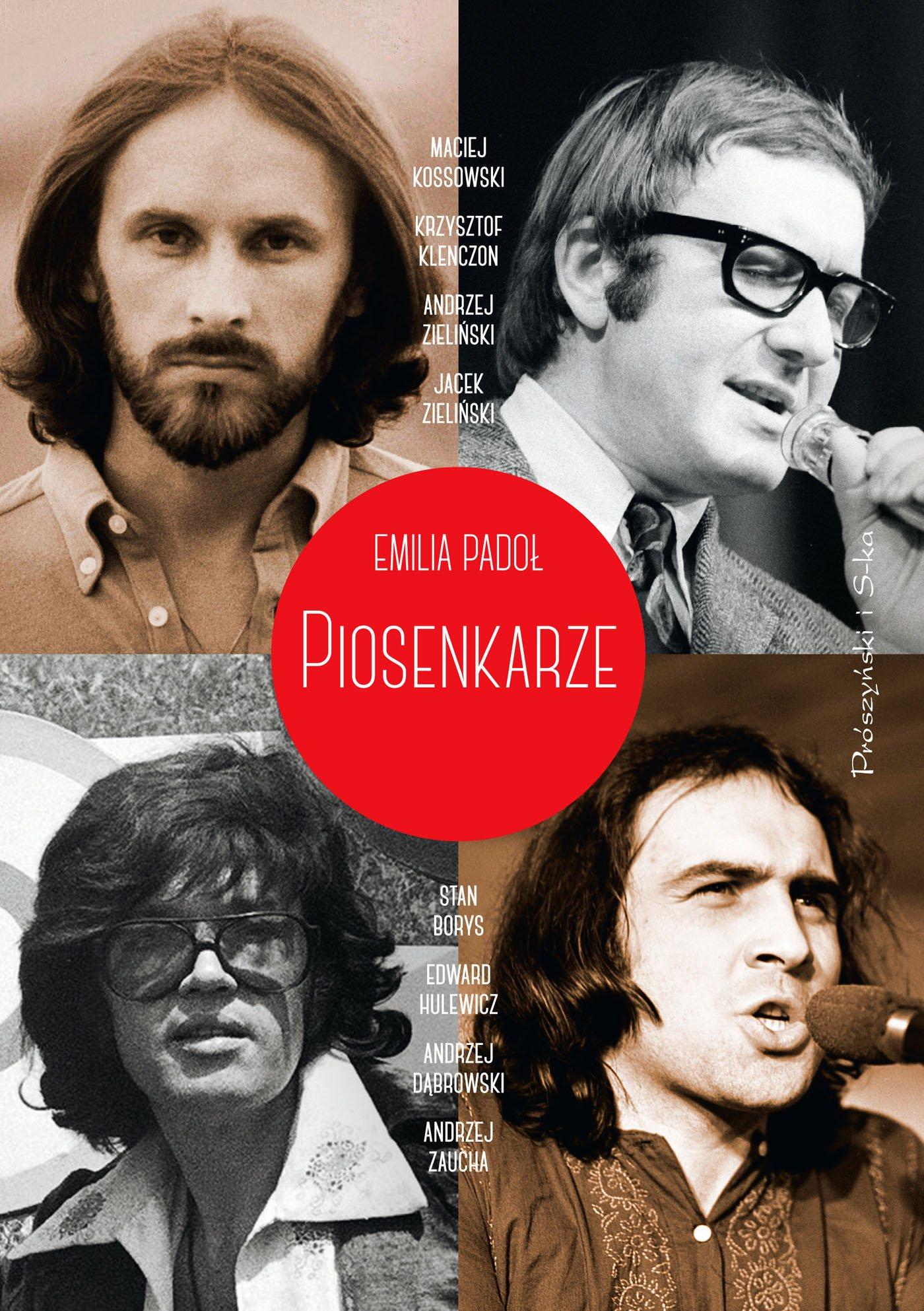 Piosenkarze - Ebook (Książka na Kindle) do pobrania w formacie MOBI
