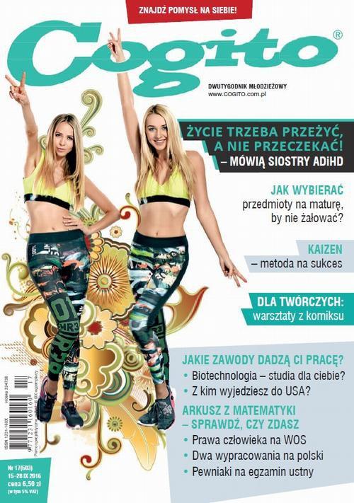 Cogito nr 17 (503) - Ebook (Książka PDF) do pobrania w formacie PDF