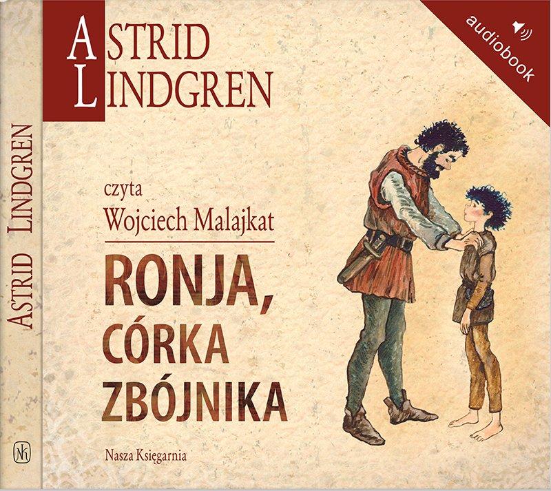 Ronja, córka zbójnika - Audiobook (Książka audio MP3) do pobrania w całości w archiwum ZIP