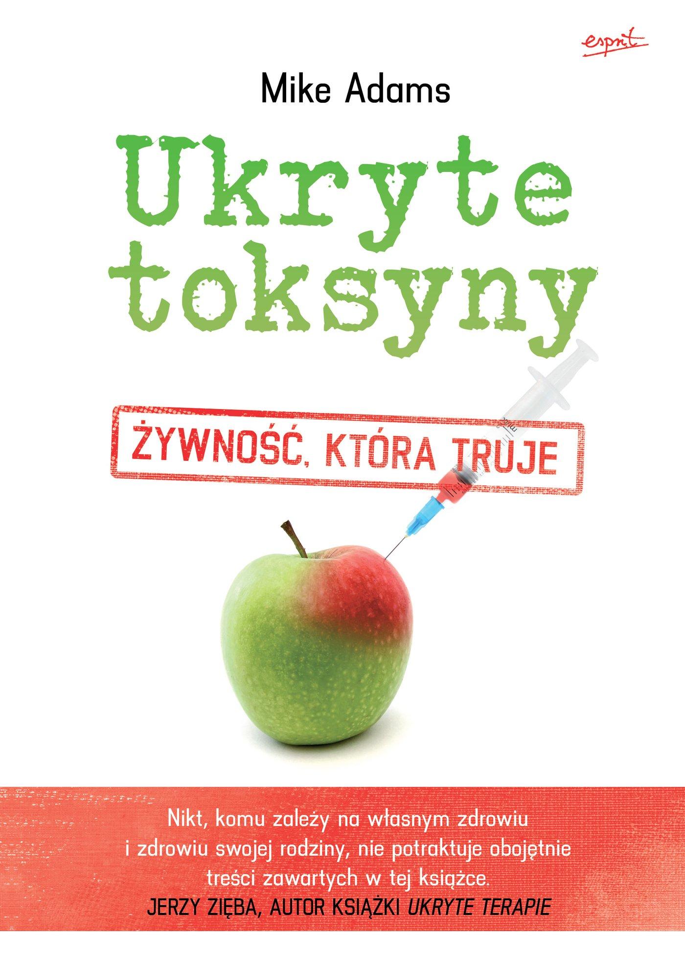 Ukryte toksyny - Ebook (Książka na Kindle) do pobrania w formacie MOBI