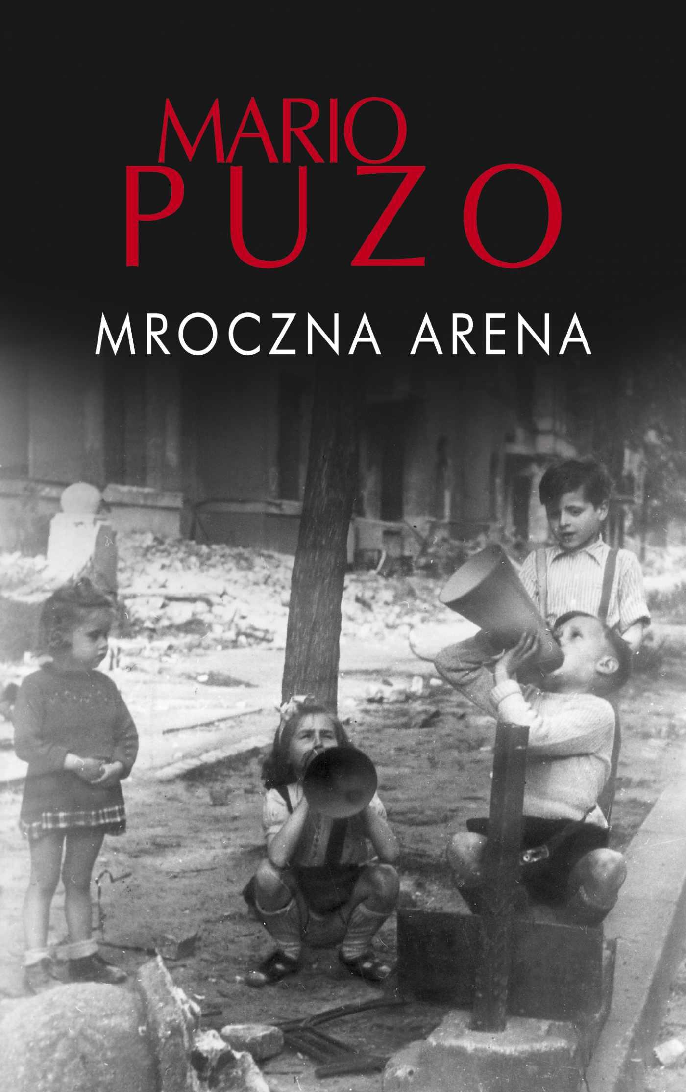 Mroczna arena - Ebook (Książka na Kindle) do pobrania w formacie MOBI