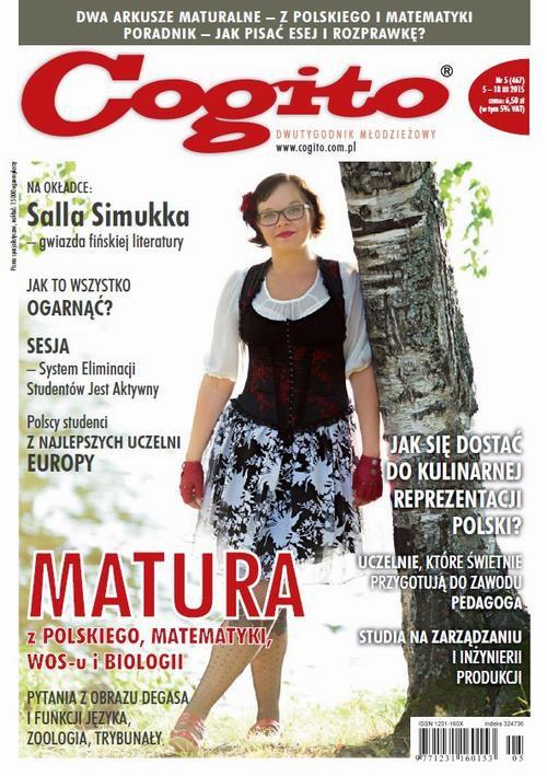 Cogito nr 5 (467) - Ebook (Książka PDF) do pobrania w formacie PDF