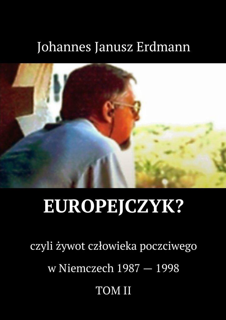 Europejczyk. Tom II - Ebook (Książka EPUB) do pobrania w formacie EPUB