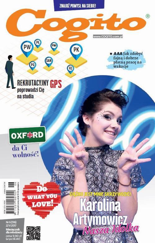 Cogito nr 6 (516) - Ebook (Książka PDF) do pobrania w formacie PDF