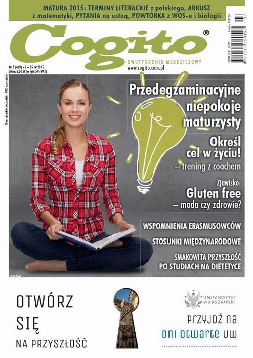 Cogito nr 7 (469) - Ebook (Książka PDF) do pobrania w formacie PDF
