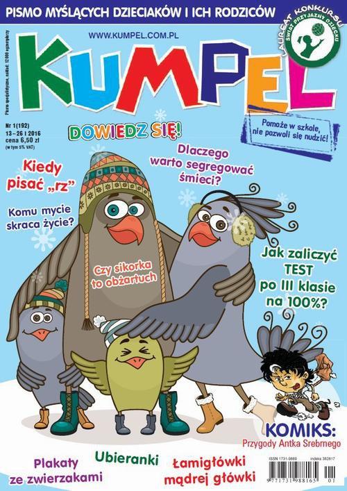 Kumpel nr 1 (192) - Ebook (Książka PDF) do pobrania w formacie PDF