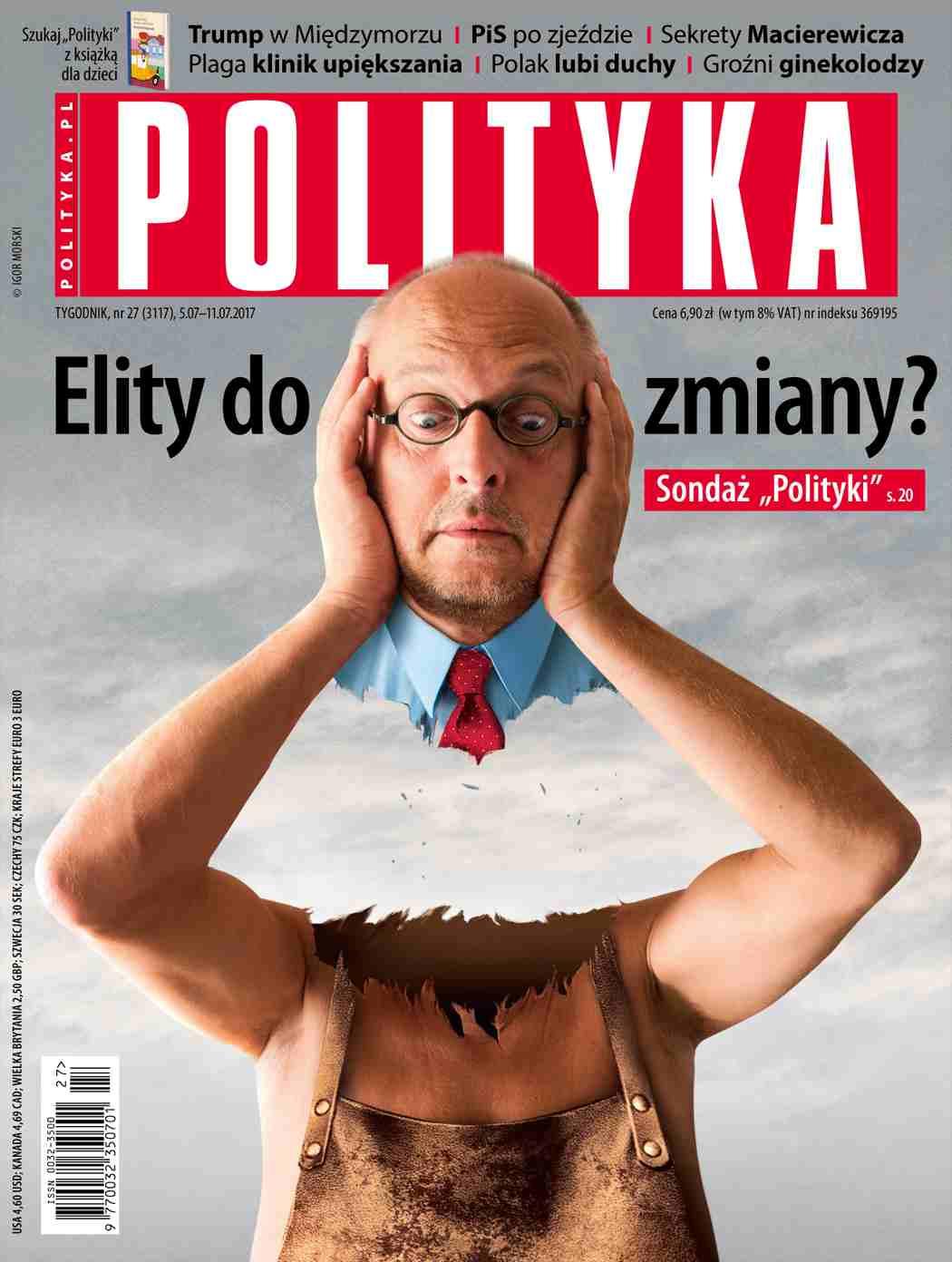 Polityka nr 27/2017 - Ebook (Książka PDF) do pobrania w formacie PDF