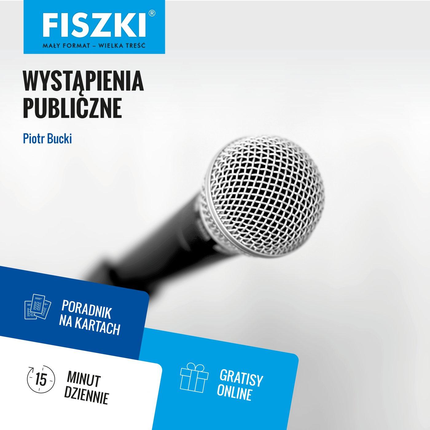 Wystąpienia publiczne - Ebook (Książka PDF) do pobrania w formacie PDF