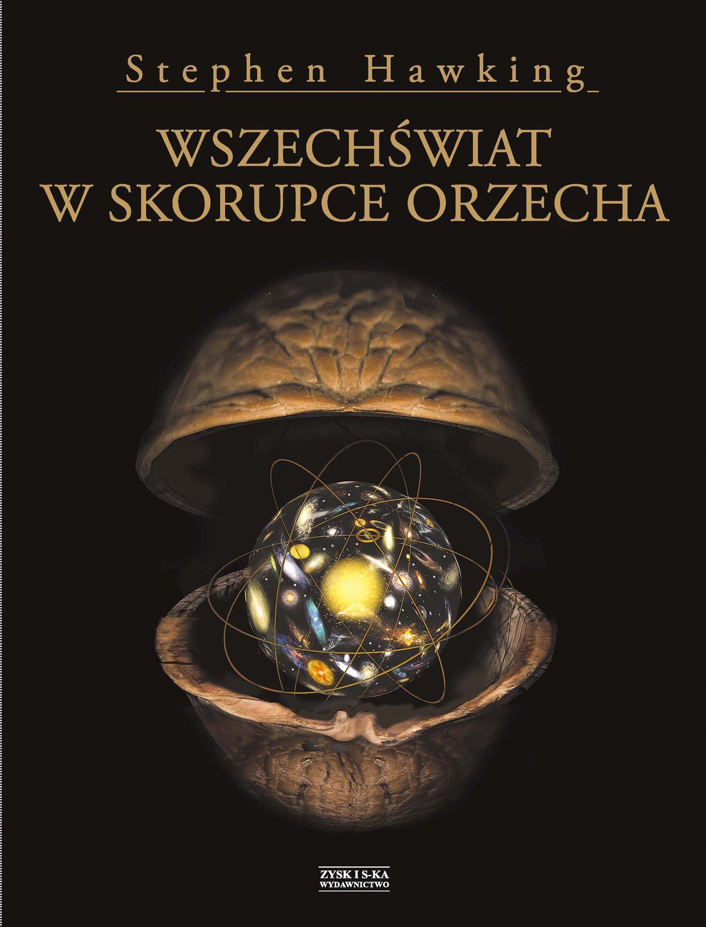Wszechświat w skorupce orzecha - Ebook (Książka na Kindle) do pobrania w formacie MOBI