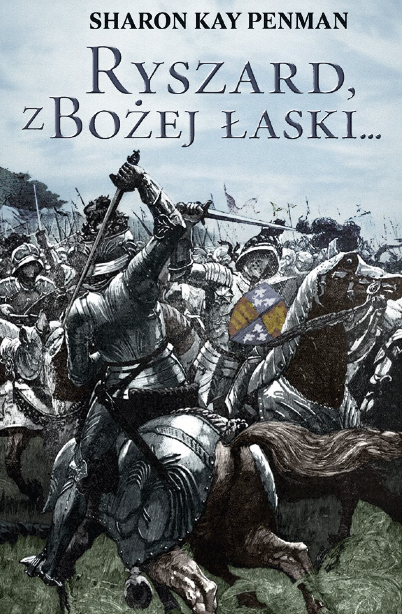 Ryszard, z Bożej łaski... - Ebook (Książka na Kindle) do pobrania w formacie MOBI