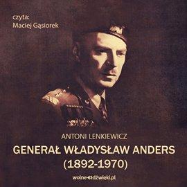 Generał Władysław Anders (1892-1970) - Audiobook (Książka audio MP3) do pobrania w całości w archiwum ZIP