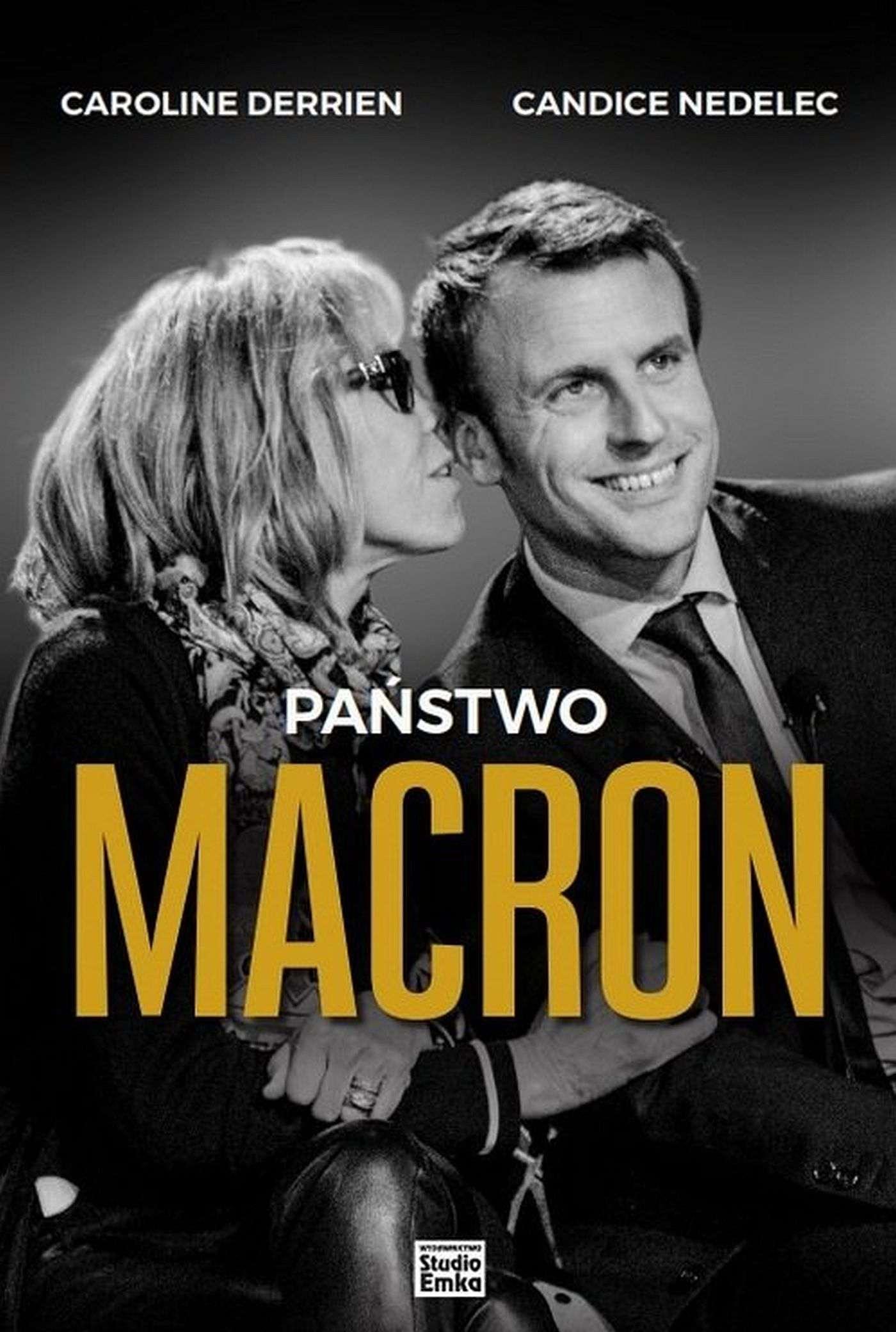Państwo Macron - Ebook (Książka EPUB) do pobrania w formacie EPUB