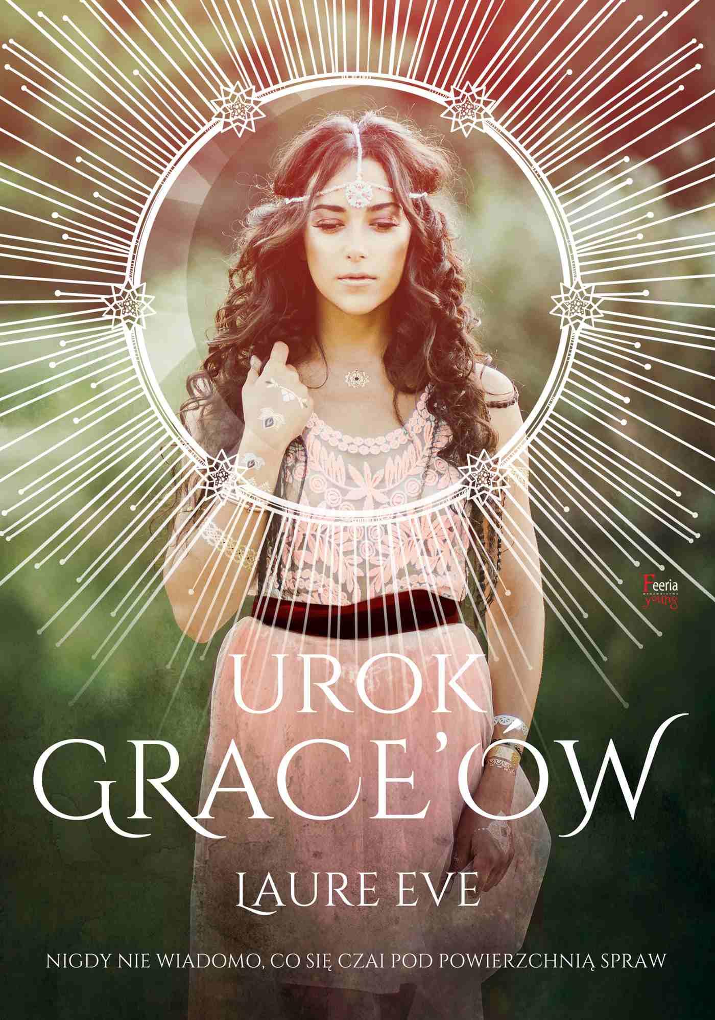 Urok Grace'ów - Ebook (Książka na Kindle) do pobrania w formacie MOBI