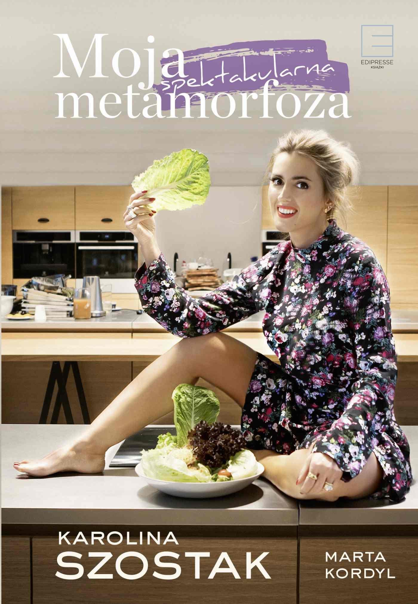 Moja spektakularna metamorfoza - Ebook (Książka na Kindle) do pobrania w formacie MOBI