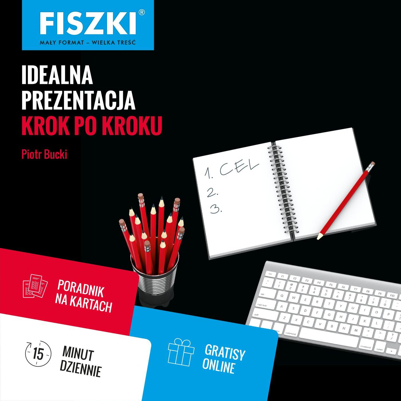 Idealna prezentacja krok po kroku - Ebook (Książka PDF) do pobrania w formacie PDF