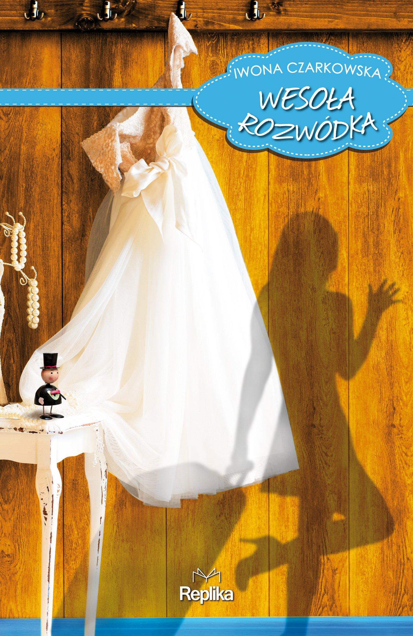 Wesoła rozwódka - Ebook (Książka na Kindle) do pobrania w formacie MOBI