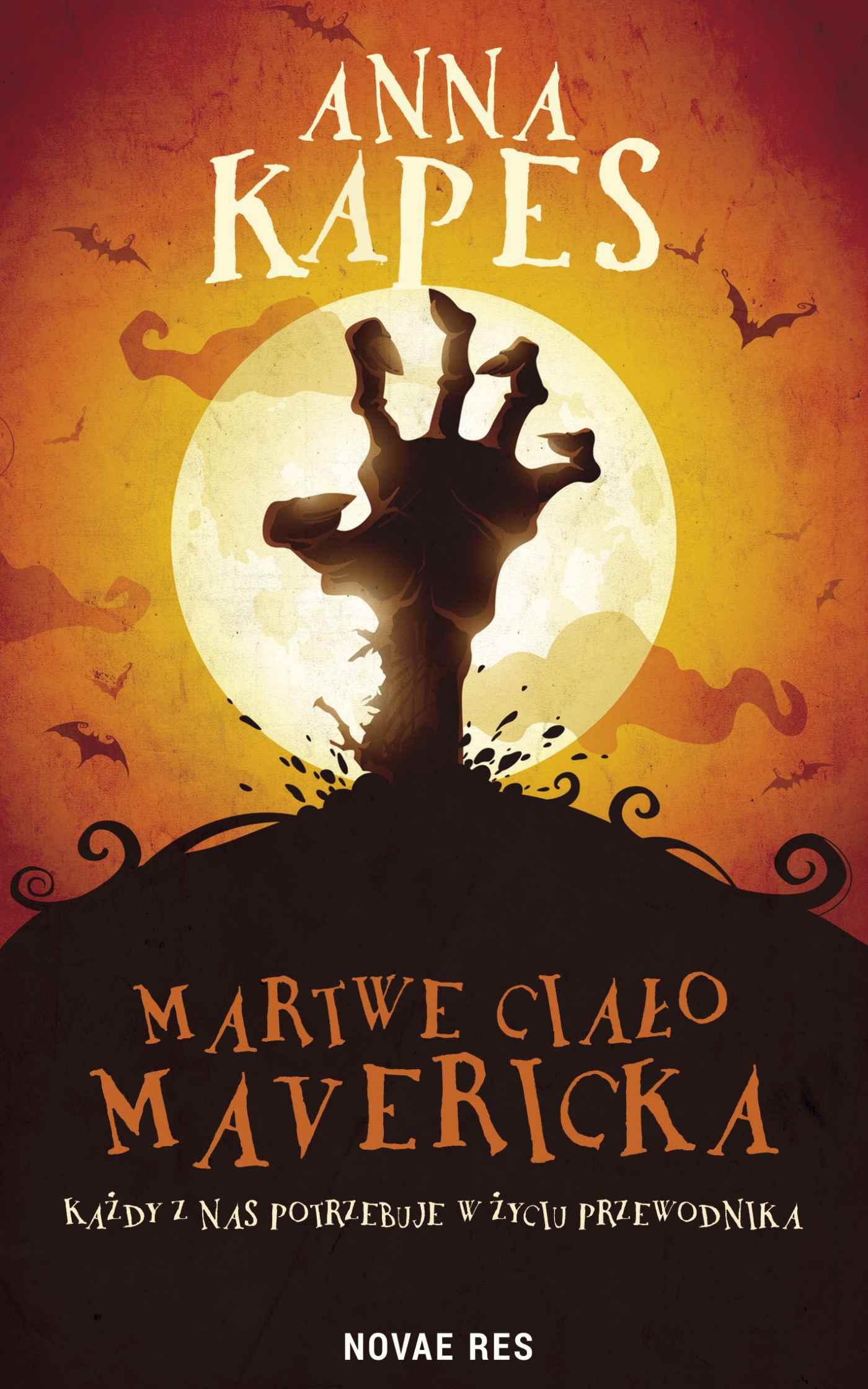 Martwe ciało Mavericka - Ebook (Książka EPUB) do pobrania w formacie EPUB