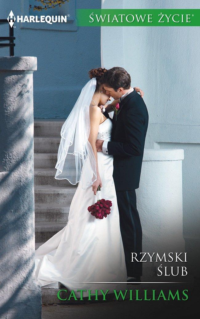 Rzymski ślub - Ebook (Książka na Kindle) do pobrania w formacie MOBI
