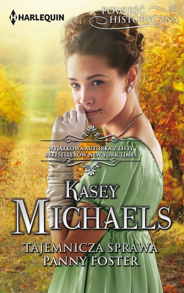 Tajemnicza sprawa panny Foster - Ebook (Książka na Kindle) do pobrania w formacie MOBI
