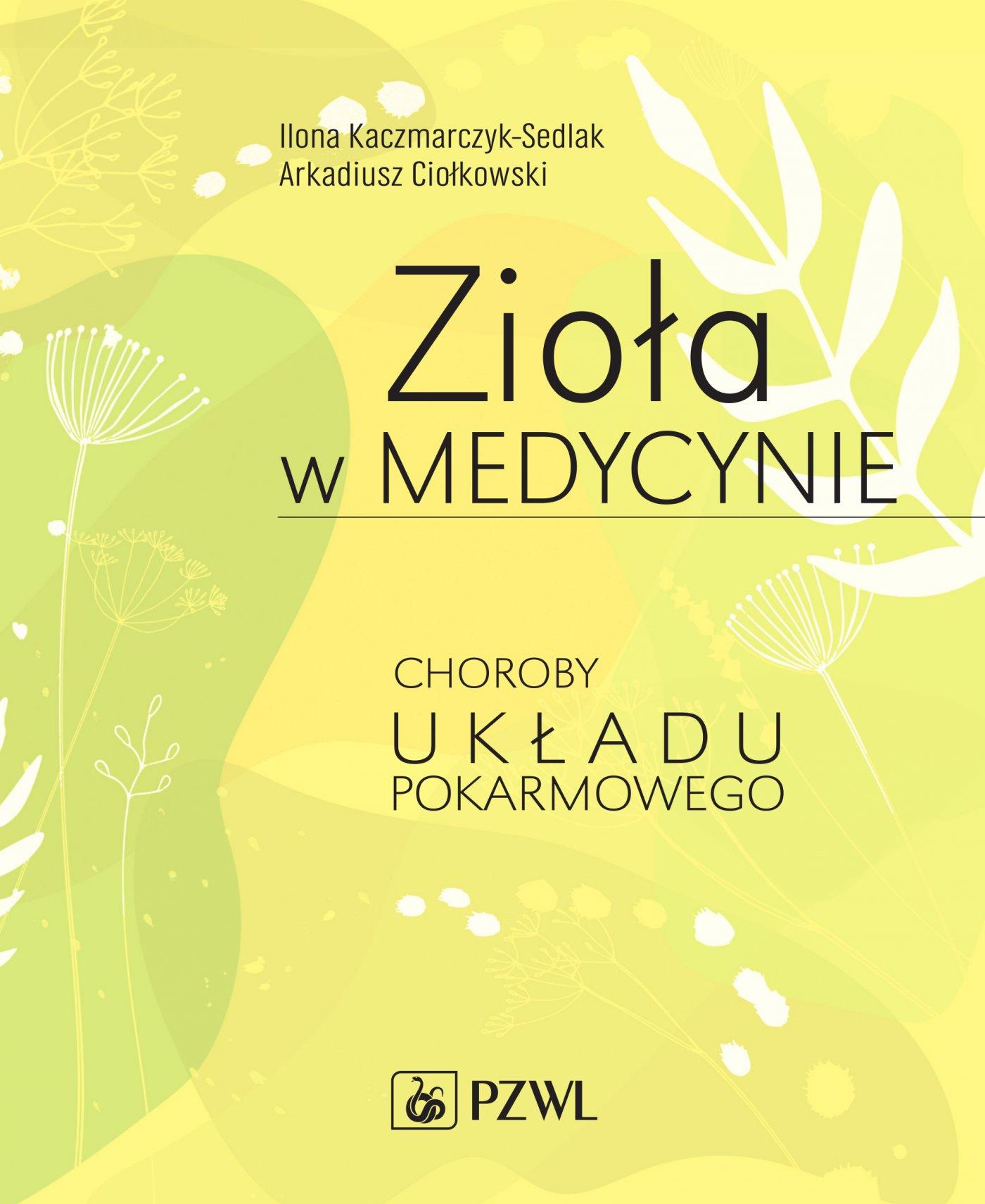 Zioła w medycynie. Choroby układu pokarmowego - Ebook (Książka na Kindle) do pobrania w formacie MOBI