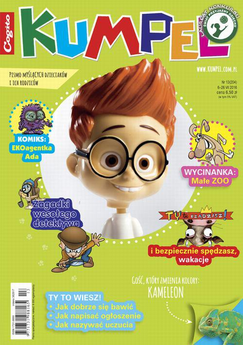 Kumpel nr 13(204) - Ebook (Książka PDF) do pobrania w formacie PDF