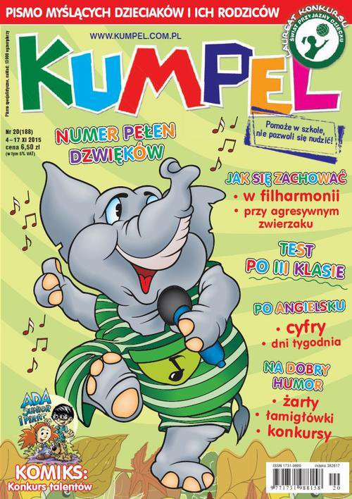 Kumpel nr 20 (188) - Ebook (Książka PDF) do pobrania w formacie PDF