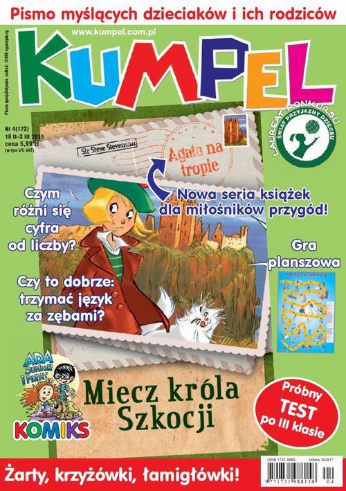 Kumpel nr 4 (172) - Ebook (Książka PDF) do pobrania w formacie PDF