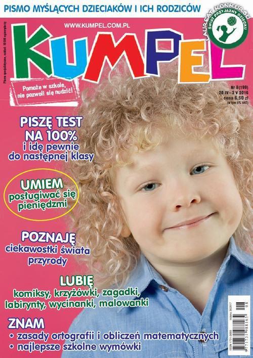 Kumpel nr 8 (199) - Ebook (Książka PDF) do pobrania w formacie PDF