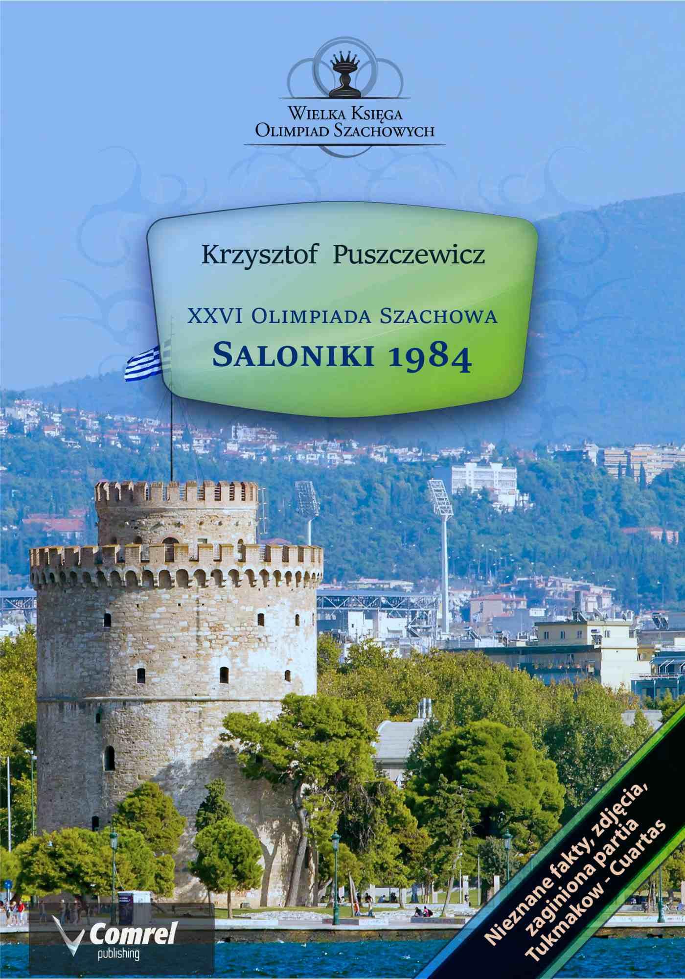 XXVI Olimpiada Szachowa - Saloniki 1984 - Ebook (Książka PDF) do pobrania w formacie PDF