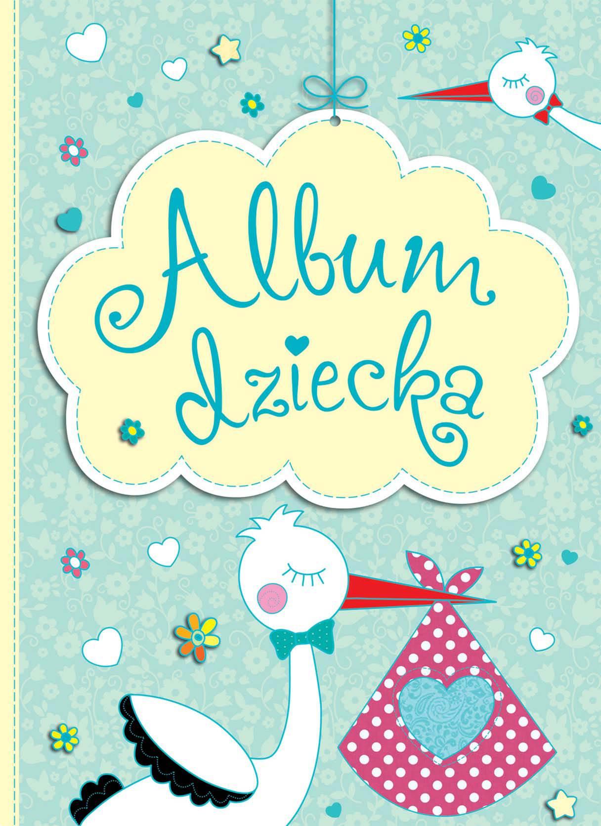 Album dziecka - Ebook (Książka PDF) do pobrania w formacie PDF