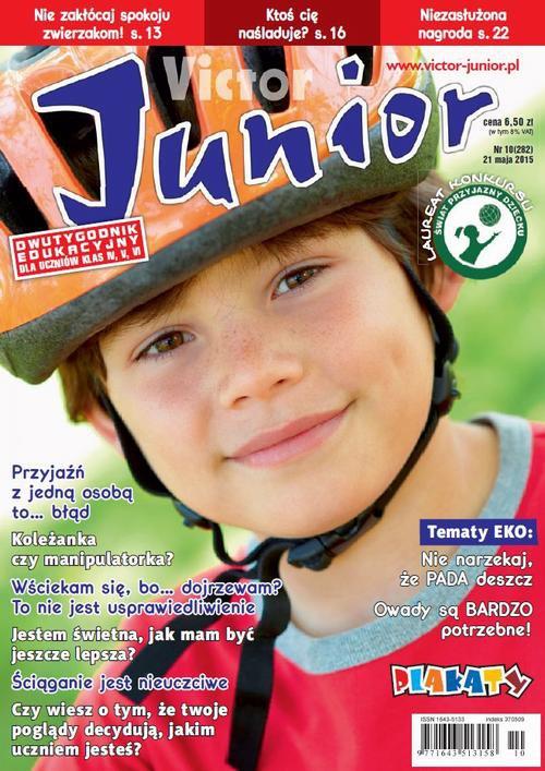 Victor Junior nr 10 (282) - Ebook (Książka PDF) do pobrania w formacie PDF