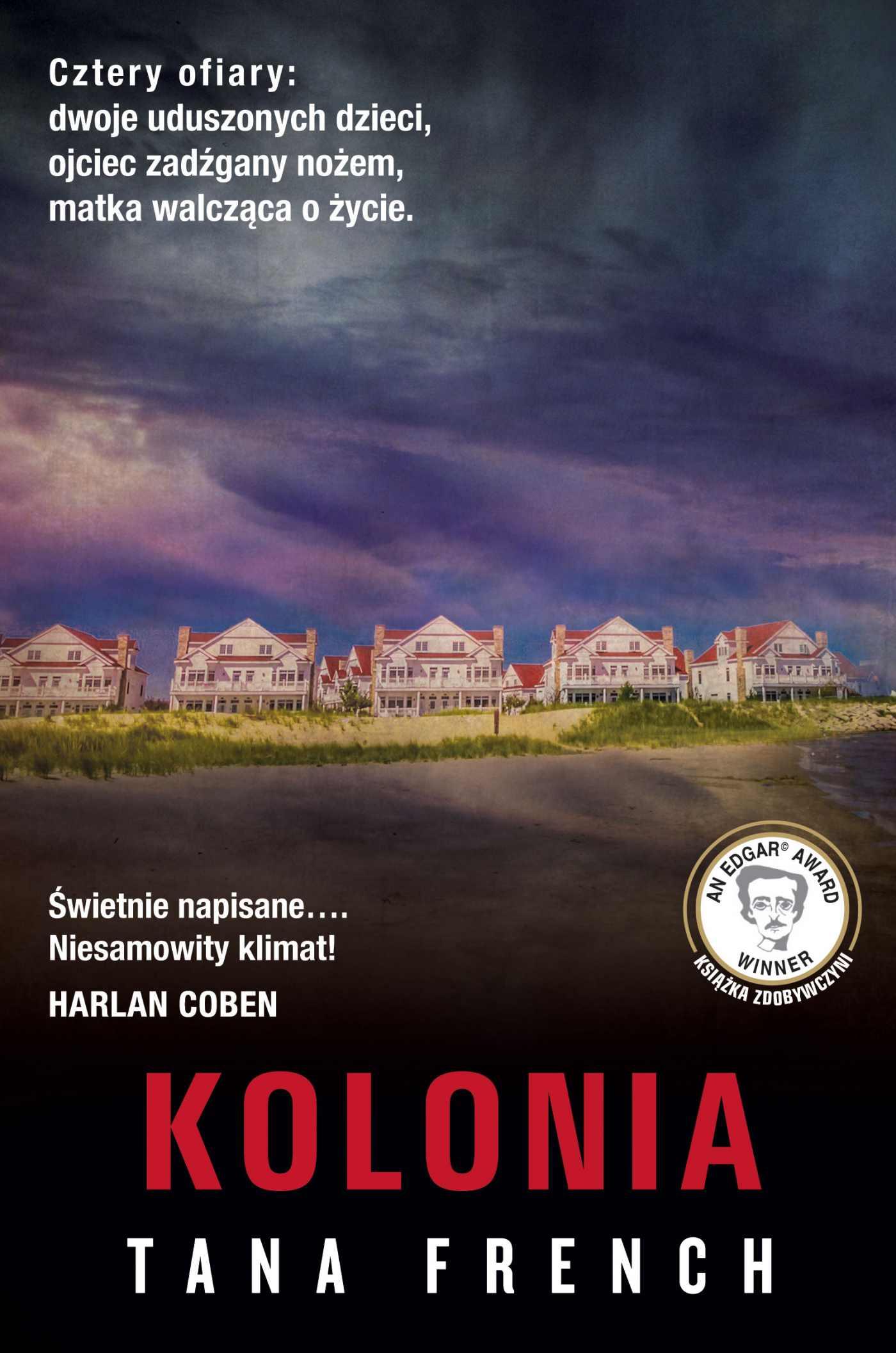 Kolonia - Ebook (Książka EPUB) do pobrania w formacie EPUB