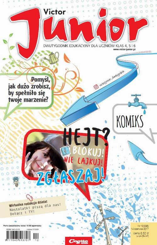 Victor Junior nr 12 (336) - Ebook (Książka PDF) do pobrania w formacie PDF